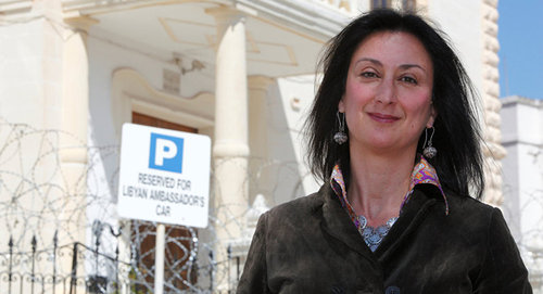 Европа в шоке: на острове Мальта взрывом убита журналистка