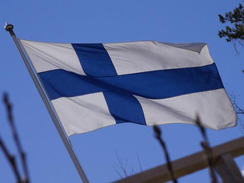 С чего бы это...Финляндия вдруг захотела вступить в НАТО