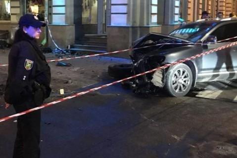 Смертельное ДТП в Харькове: водителю Volkswagen Touareg вручили подозрение