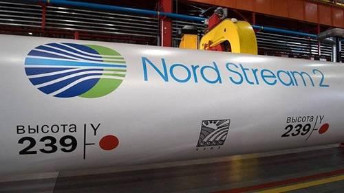 После решения Евросоюза «Газпром» заморозил «Северный поток — 2″