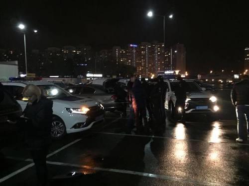 Неожиданные подробности резонансного задержания авто с взрывчаткой в Киеве