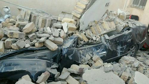 Землетрясение в Иране унесло жизни более чем 160 человек