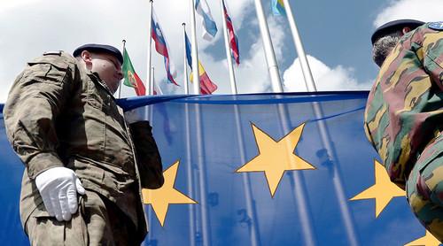 Евросоюз создает свою армию