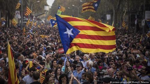 Мадрид сообщил о доказательствах вмешательства из РФ в каталонский кризис