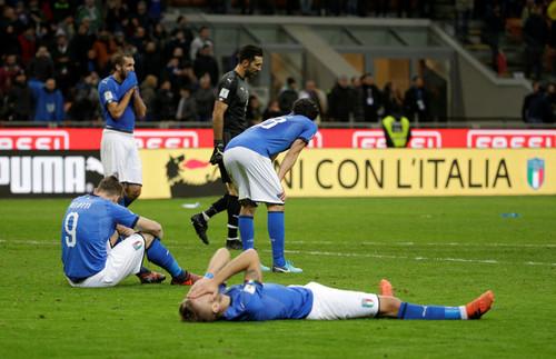 Миланская трагедия. Италия впервые за 60 лет не попала на чемпионат мира