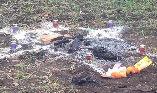В Одесской области группа граждан Турции сожгла человека во славу Сатане