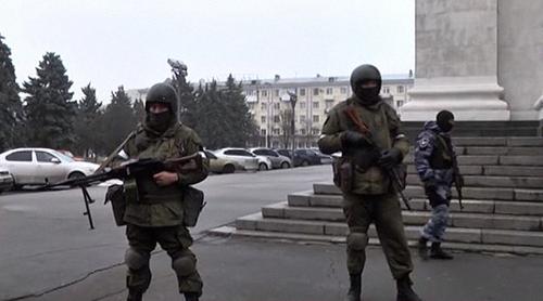 «Зеленые человечки» и военный переворот в ЛНР