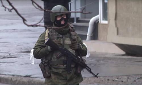 Спецназ РФ оцепил центр Луганска