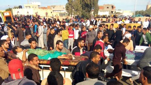 Число жертв теракта в Египте достигло 305 человек