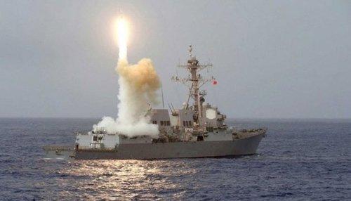 ВМС Украины провели совместные учения с эсминцем США