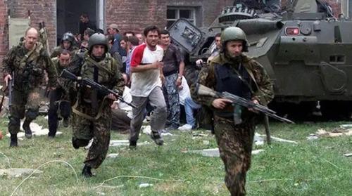 Страсбургский суд признал, что детей Беслана убил русский спецназ