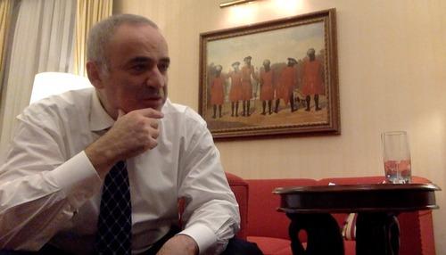 Гарри Каспаров о новых санкциях