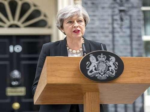 В Великобритании предотвратили покушение на Терезу Мэй