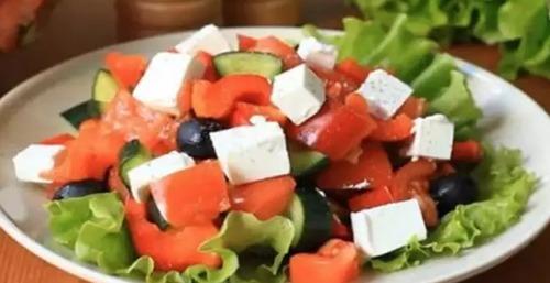 Мамины секреты «Домашний греческий салат»