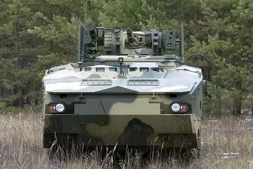 В Украине успешно испытали новый мощный бронетранспортер