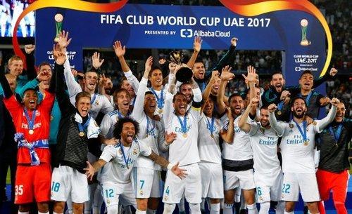 """""""Реал"""" второй год подряд выигравает клубный чемпионат мира (ВИДЕО)"""