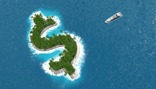 Россия вошла в топ-5 стран по выводу капитала в офшоры