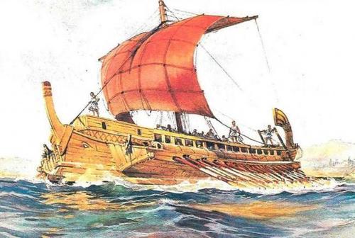 Археологи нашли обломки корабля времен Александра Македонского