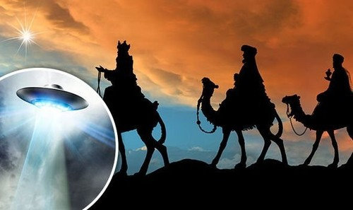 Уфологи: Иисус Христос был представителем внеземной расы
