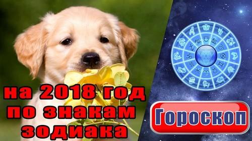 Каким будет 2018 год для знаков Зодиака