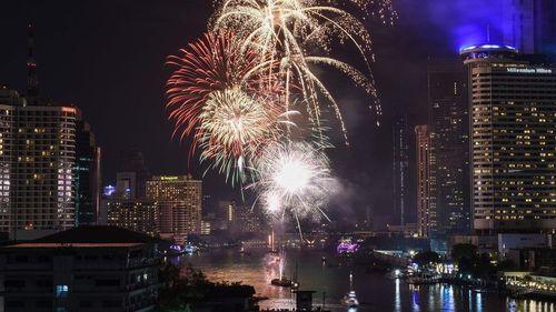 От Сиднея до Нью-Йорка: как мир встретил новый год