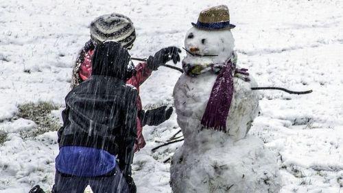 Прогноз погоды в Украине на 2 января
