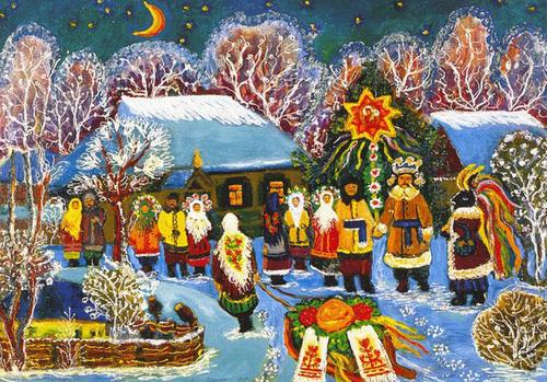 Рождество Христово: украинские обычаи