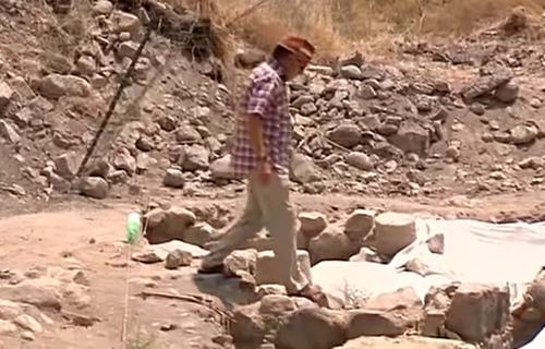 В Израиле археологи  нашли поселение, основанное полмиллиона лет назад