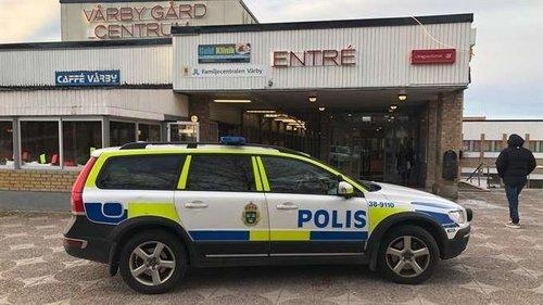 В Швеции назвали причину взрыва в метро