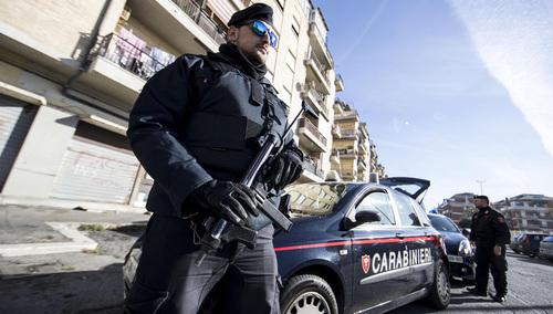 Италия и Германия провели совместную операцию против мафии