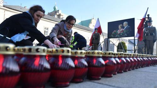 Кто заложил взрывчатку в самолет польского президента?