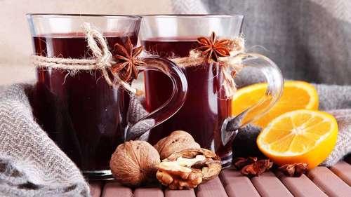 Зима...Что полезно пить, чтобы согреться