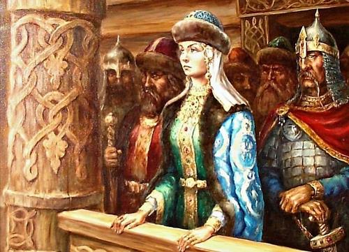 Сто великих украинцев — Княгиня Ольга