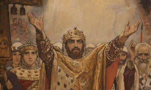 Сто великих украинцев — Великий Князь Владимир