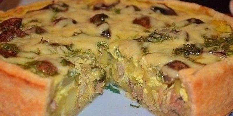 Подскажите пожалуйста, а можно для кишей с разными начинками использовать готовое слоеное бездрожжевое тесто?