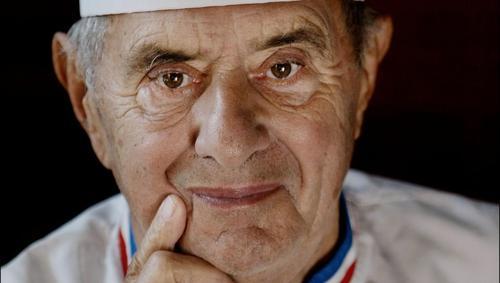 Умер великий французский шеф-повар Поль Бокюз
