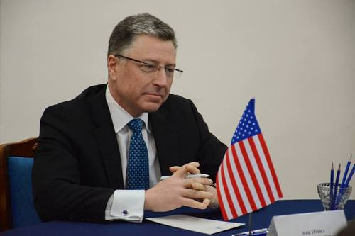 Гибридная капитуляция Кремля: Пионтковский рассказал, зачем Волкер приехал в Украину