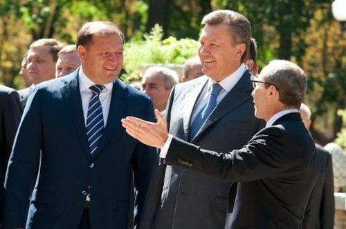 Добкин предоставил транспорт Януковичу для побега в РФ - свидетельство охранника