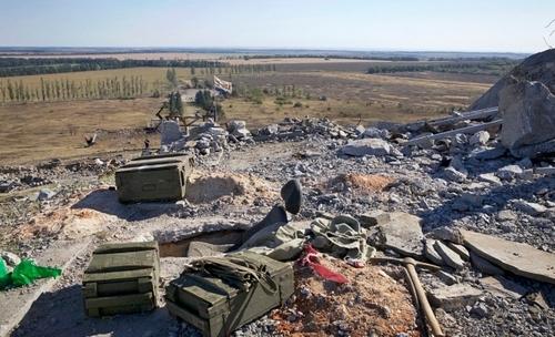 История подвига украинского спецназа