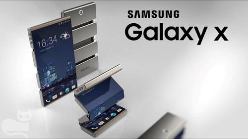Samsung планирует выпустить Galaxy X уже в этом году