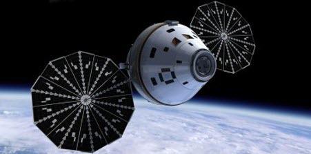 В США начали сборку второго пилотируемого лунного корабля