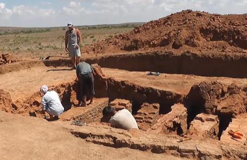 В Израиле найдены древнейшие останки современного человека