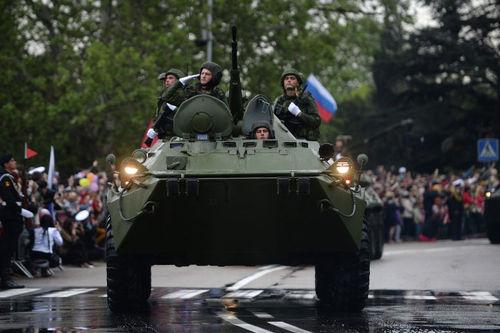 Десять нарушений международного права, совершенных Россией в Украине