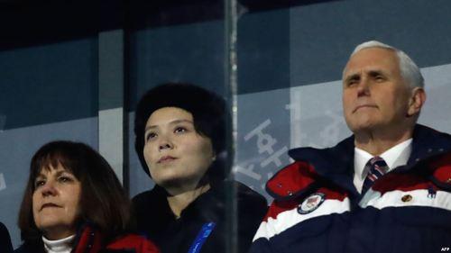 Майк Пенс увернулся от встречи с представителями Северной Кореи