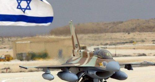 На пороге войны: ВВС Израиля разбомбили 12 объектов в Сирии