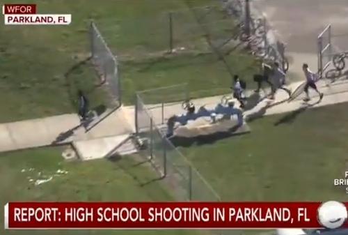 Чудовищная бойня во Флориде: убиты 17 взрослых и детей
