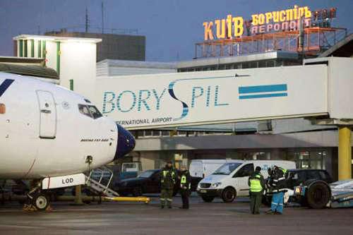 В Киеве до конца года планирует запустить скоростной экспресс до АП «Борисполь»