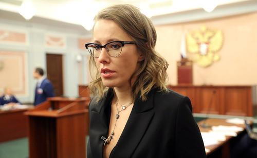 Верховный суд России отказал Собчак в иске об отмене регистрации Путина