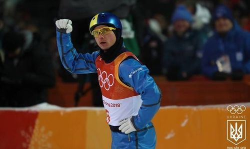 Александр Абраменко - олимпийский чемпион Пхенчхана!