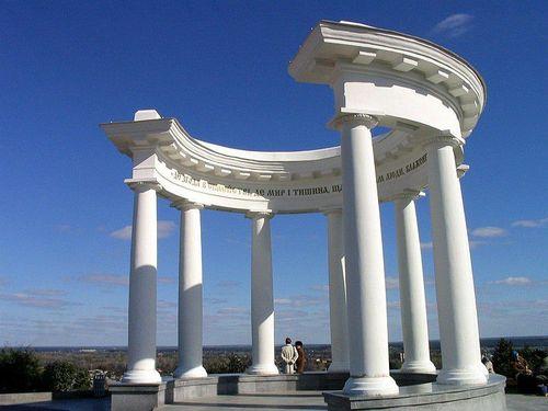 Достопримечательности Украины: Полтава